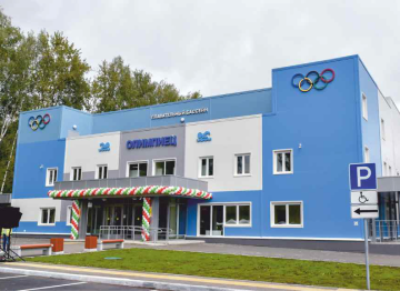 Swimming pool «Olympiets»